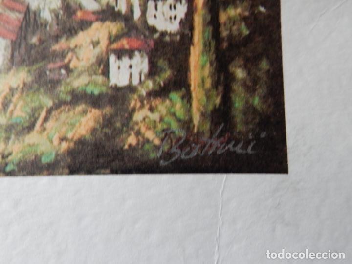 Arte: Acuarela Original Vista de Dubrovnik. Firmada Angulo Inferior Derecho - Foto 2 - 254673655