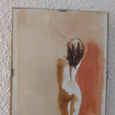Arte: ACUARELA24X18.. Lote 255980630