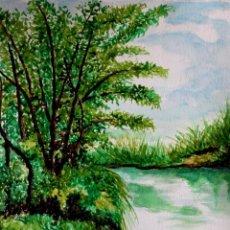 Arte: ESTANQUE OBRA DE GILABERTE. Lote 261966525