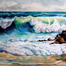 Arte: MARINA OBRA DE GILABERTE. Lote 261967180