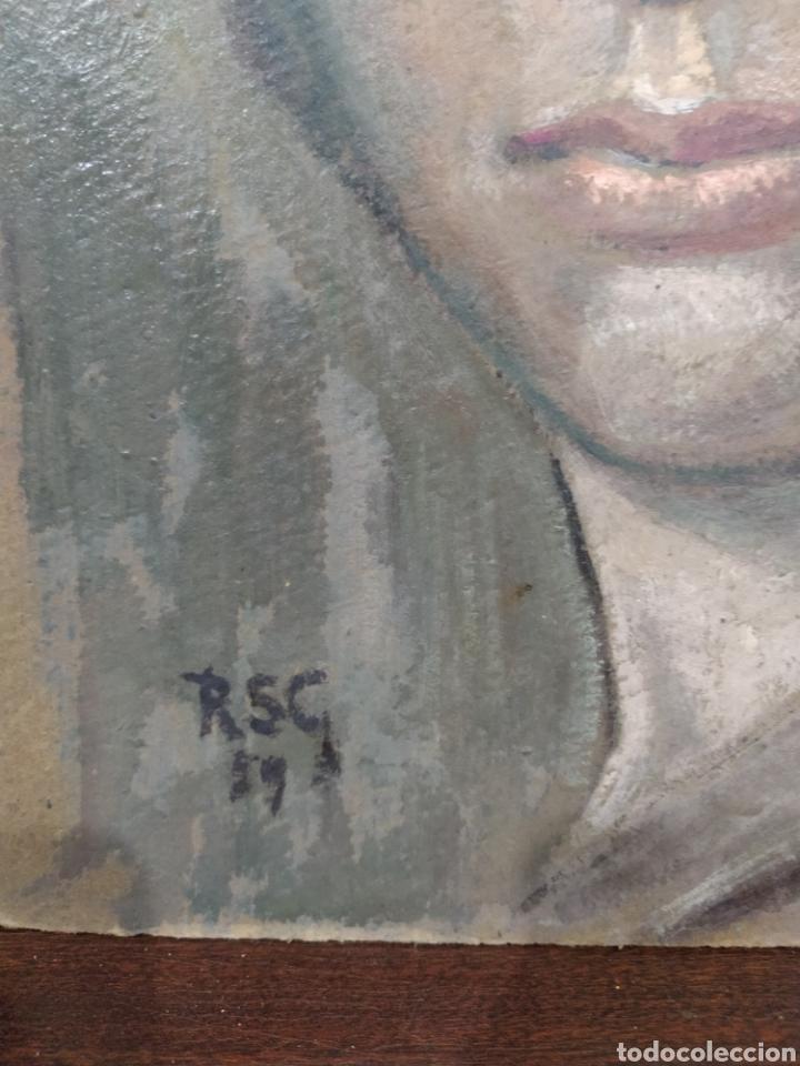 Arte: Trio de cuadros - Firmado RSC - Foto 3 - 241465260
