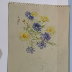 Arte: AURELIO TOLOSA Y ALSINA (1861-1938). Lote 262977040