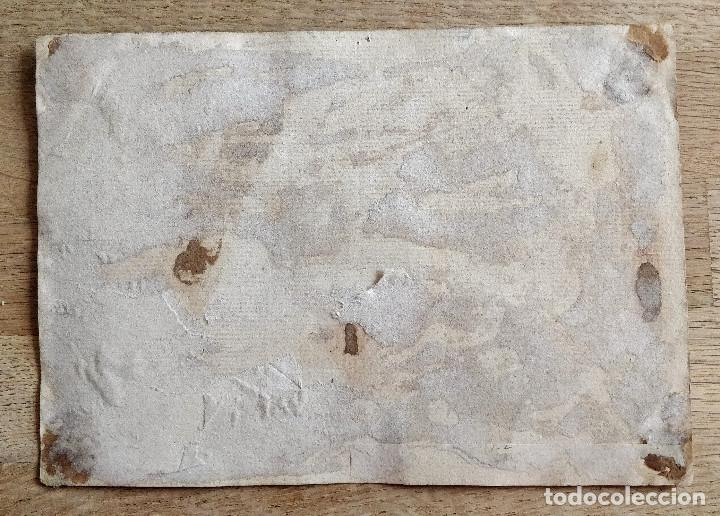 Arte: Excelente acuarela original escuela veneciana siglo XVIII, Francesco Guardi (1712-1793) gran calidad - Foto 2 - 264815089