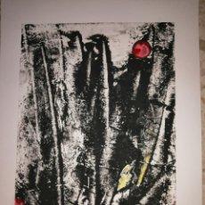 Arte: ACUARELA Y ACRILICO ORIGINAL ABSTRACTA 28X21. Lote 269189123
