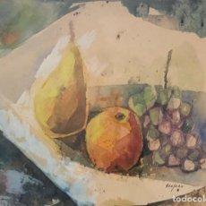 Arte: BERNAT SANJUAN - TÉCNICA. MIXTA SOBRE PAPEL -. Lote 269843163