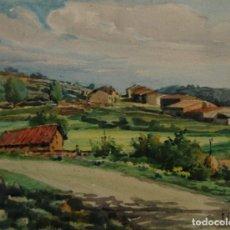 Arte: PINTOR SABATÉ 1946. Lote 272354568