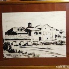 Arte: PUEBLO Y MAS ENRICH. Lote 275081358