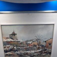Art: PINTURA ACUARELA VERA CALLEJO.. Lote 275538063