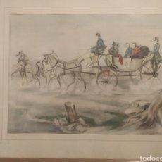 Arte: CUADRO ORIGINAL ARTE CLÁSICO DE 1903. Lote 276042523