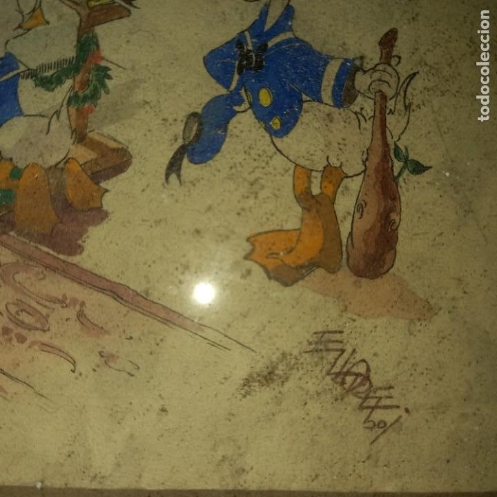 Arte: Antigua pintura firmada - Foto 3 - 276114313