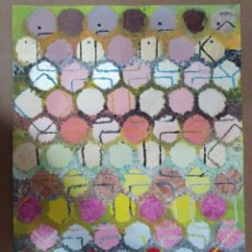 Arte: CONTRASTE. ACUARELA. ORIGINAL. 2011.. Lote 276472788