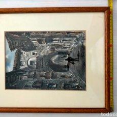 Arte: P. PLANAS CAMPS - TOLVA - 1980. Lote 277154178
