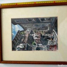 Arte: P. PLANAS CAMPS - RIBERA DE CARDOS - 1980. Lote 277154333