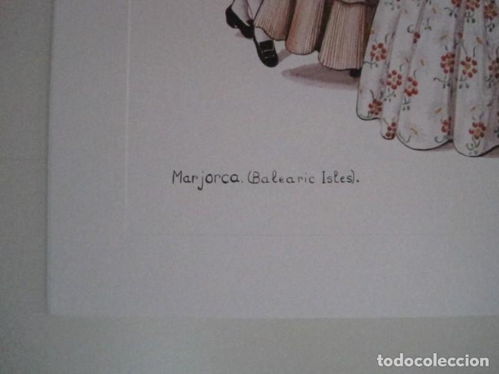 Arte: REPRODUCCIONES DE ACUARELAS LUCILE ARMSTRONG. PARADORES DE TURISMO. FOLKLORE, TRAJES REGIONALES. - Foto 38 - 278194938