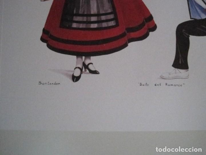 Arte: REPRODUCCIONES DE ACUARELAS LUCILE ARMSTRONG. PARADORES DE TURISMO. FOLKLORE, TRAJES REGIONALES. - Foto 40 - 278194938