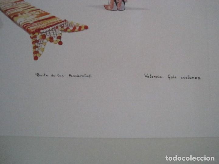 Arte: REPRODUCCIONES DE ACUARELAS LUCILE ARMSTRONG. PARADORES DE TURISMO. FOLKLORE, TRAJES REGIONALES. - Foto 44 - 278194938