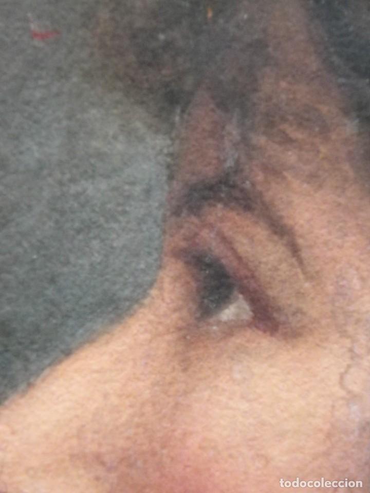 Arte: Acuarela retrato de mujer S-XIX - Foto 12 - 278410153