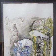 Arte: ABSTRACTO. JAVIER V.. Lote 283331783
