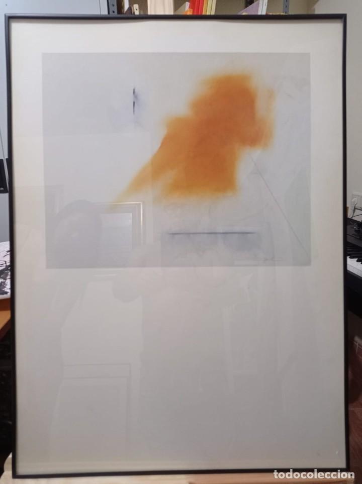 ABSTRACTO. (Arte - Acuarelas - Contemporáneas siglo XX)