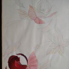 Arte: ACUARELA ESCUELA JAPONESA SIGLO XX. Lote 288061578