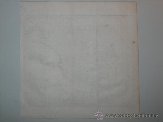 Arte: Mapa de España y Portugal de Van Loon, 1724 - Foto 8 - 23305463
