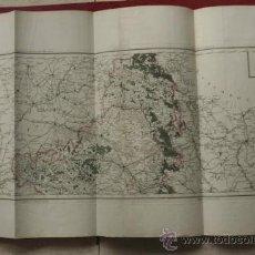 Arte: GOUVERNEMENT DE CHAMPAGNE. MENTELLE (E.) ET CHANLAIRE (P. G.). Lote 29257530