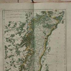 Arte: GOUVERNEMENT D'ALSACE. MENTELLE (E.) ET CHANLAIRE (P. G.). Lote 29257602