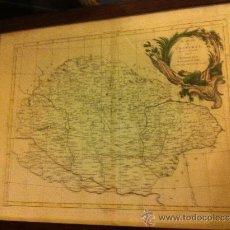 Arte: MAPA HUNGRIA DE ANTONIO ZATTA, SIGLO XVIII. Lote 34268572