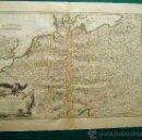 Arte: L'ALEMAGNE DIVISEE PAR CERCLES - MAPA RIZZI ZANNONI Y RIGOBERT BONNE -37X49 CM - 1771 ?. . Lote 36471414