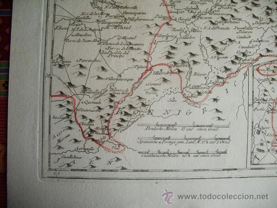 Arte: 1795-MAPA.BARRAX.MUNERA.CHINCHILLA.VILLARROBLEDO.ALCARAZ.SILES.RIOPAR.PEÑAS.ELCHE.SALOBRE.BONILLO - Foto 5 - 36551591