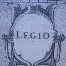 Arte: MAPA DEL REINO DE LEÓN , ORIGINAL, BERTIUS-HONDIUS, AMSTERDAM, 1618, ESPLÉNDIDO ESTADO. Lote 37463866