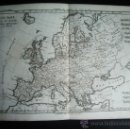 Arte: 1780-MAPA DE EUROPA. ESPAÑA. BONNE. Lote 38903755