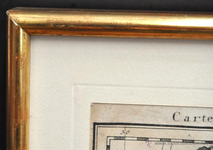 Arte: ANTIGUO MAPA-CARTA COLOREADA DEL REGNO DE BOHEMIA DEL AÑO 1748. BUEN ESTADO DE CONSERVACIÓN - Foto 12 - 43963255