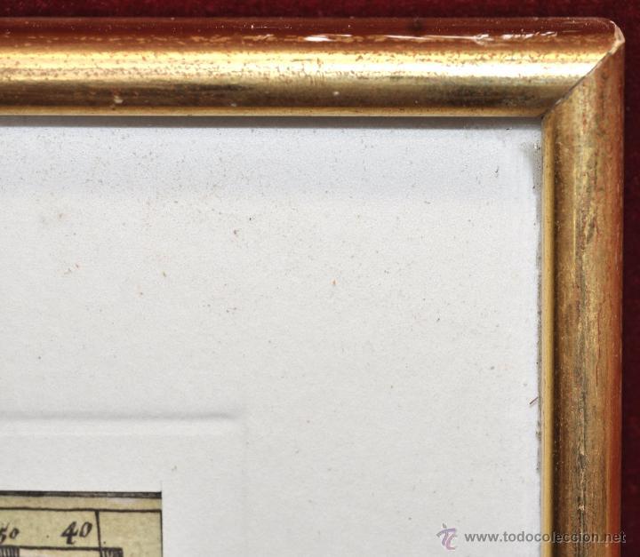 Arte: GEOTG MATTHÄUS SEUTTER (1678-1757) MAPA GEOGRÁFICO COLOREADO DEL REGNO DE BOHEMIA - Foto 10 - 43963452