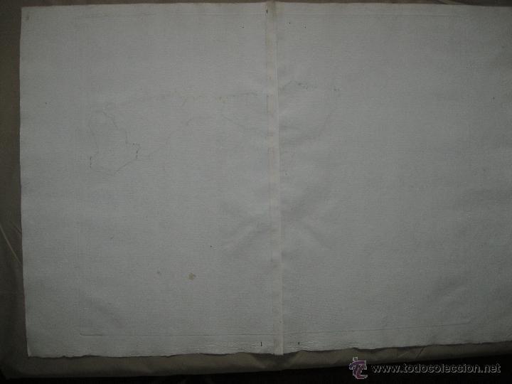 Arte: Gran mapa del norte de España.1775.Vaugondy (Santini/Remondini) - Foto 7 - 44977193