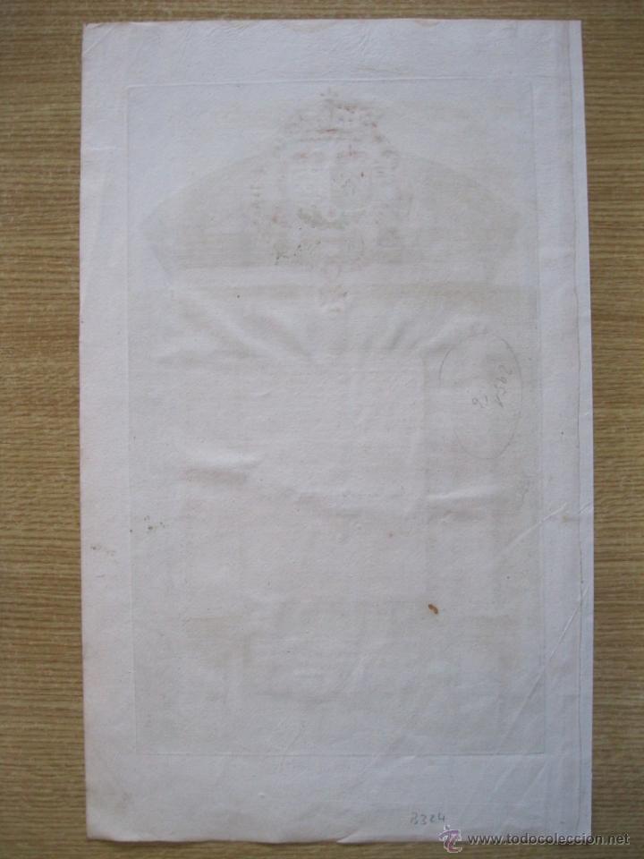 Arte: Frontispicio o portada del Atlas Novus, 1642. Joan Blaeu - Foto 2 - 47257424
