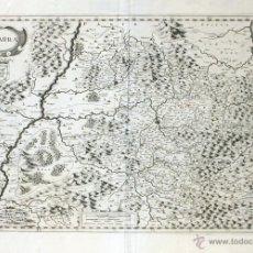 Arte: JANSSONIUS, JOANNES. NAVARRA. C. 1650. Lote 47468113