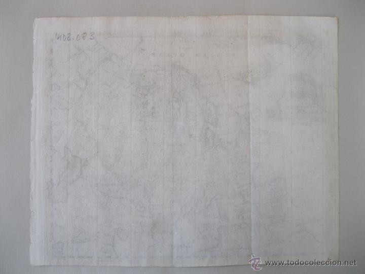 Arte: Mapa de Europa, 1749. Jefferys - Foto 2 - 50702461