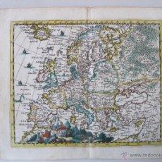 Arte: MAPA DE EUROPA, 1685. PEETERS. Lote 50734076