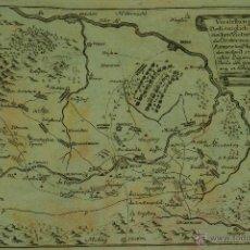 Arte: 6110 - 42 GRABADOS. PLANES DE BATALLA. GUERRA SUCESIÓN AUSTRIACA Y 7 AÑOS. 1741-1760. Lote 46659043