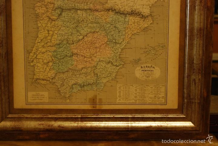 Arte: Mapa de España editor Alexandre Vuillemin - Foto 3 - 60505563