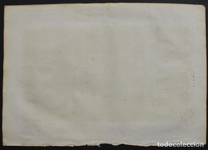 Arte: Mapa de España y Portugal, 1778. Thomas Conder /Moore - Foto 7 - 68128689