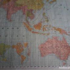 Arte: MAPA DEL EXTREMO ORIENTE - ASIA Y OCEANIA - 1920 CA - CARTA - CARTE - MAP. Lote 89681424