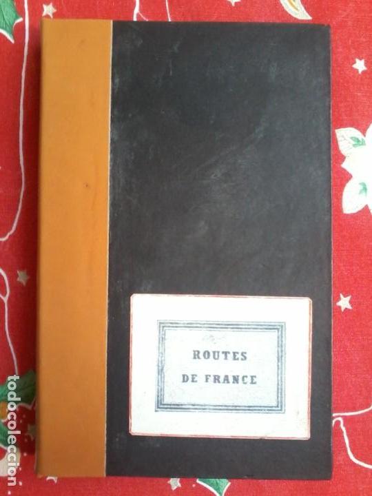 Arte: NOUVELLE CARTE PHYSIQUE ET ROUTIERE DE LA FRANCE - 1872 - MAPA - MAP -ATLAS - A.R.FREMIN - LOGEROT - Foto 10 - 71664775