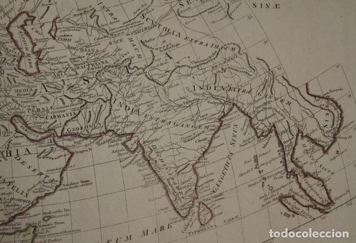 Arte: Mapa del mundo Antiguo, 1788. Anville - Foto 6 - 85366540