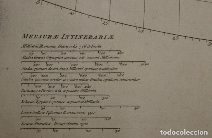 Arte: Mapa del mundo Antiguo, 1788. Anville - Foto 9 - 85366540