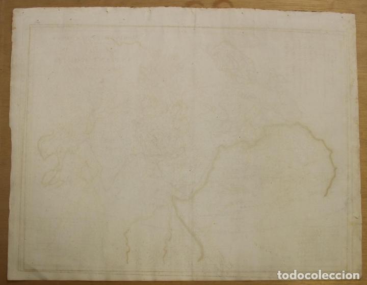 Arte: Mapa del mundo Antiguo, 1788. Anville - Foto 10 - 85366540