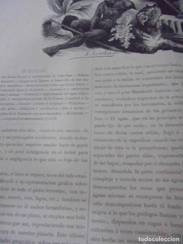 Arte: MAPA MUNDI. GRABADOS. 1877. ESCALA 116.000.000. ASTORT HERMANOS, EDITORES. 86 X 61,4 CM. VER FOTOS. - Foto 6 - 86246832