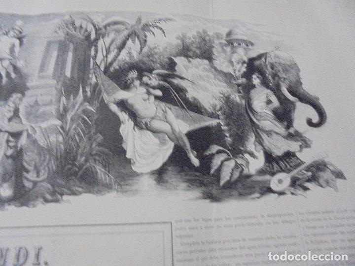 Arte: MAPA MUNDI. GRABADOS. 1877. ESCALA 116.000.000. ASTORT HERMANOS, EDITORES. 86 X 61,4 CM. VER FOTOS. - Foto 7 - 86246832