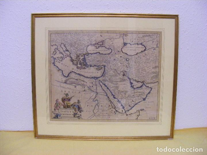 Arte: GRABADO IMPERIO TURCO - Foto 2 - 87377376
